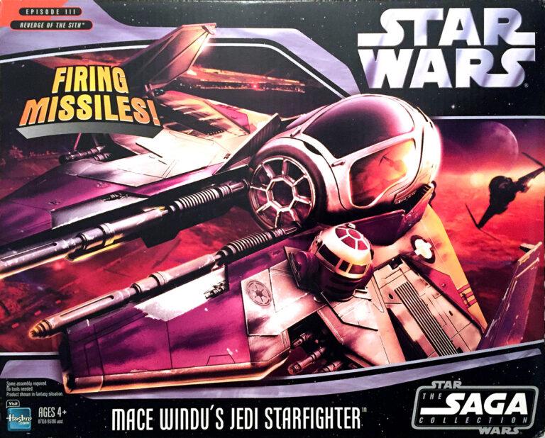 Mace Windu's Jedi Starfighter